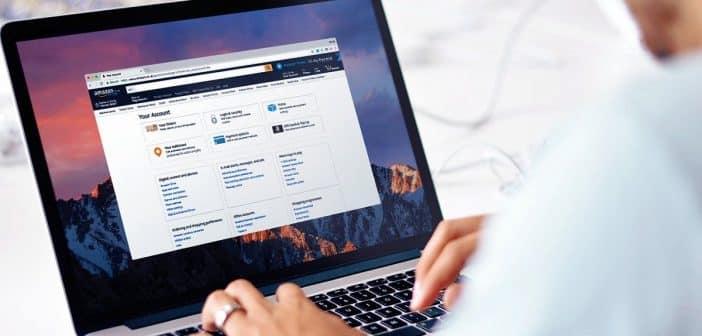 Comment enlever son numéro de carte bancaire sur Amazon ?